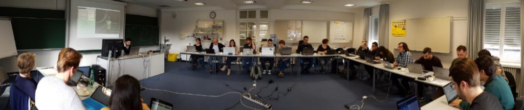 Joint seminar project ARIA and KRISTINA at Dagstuhl